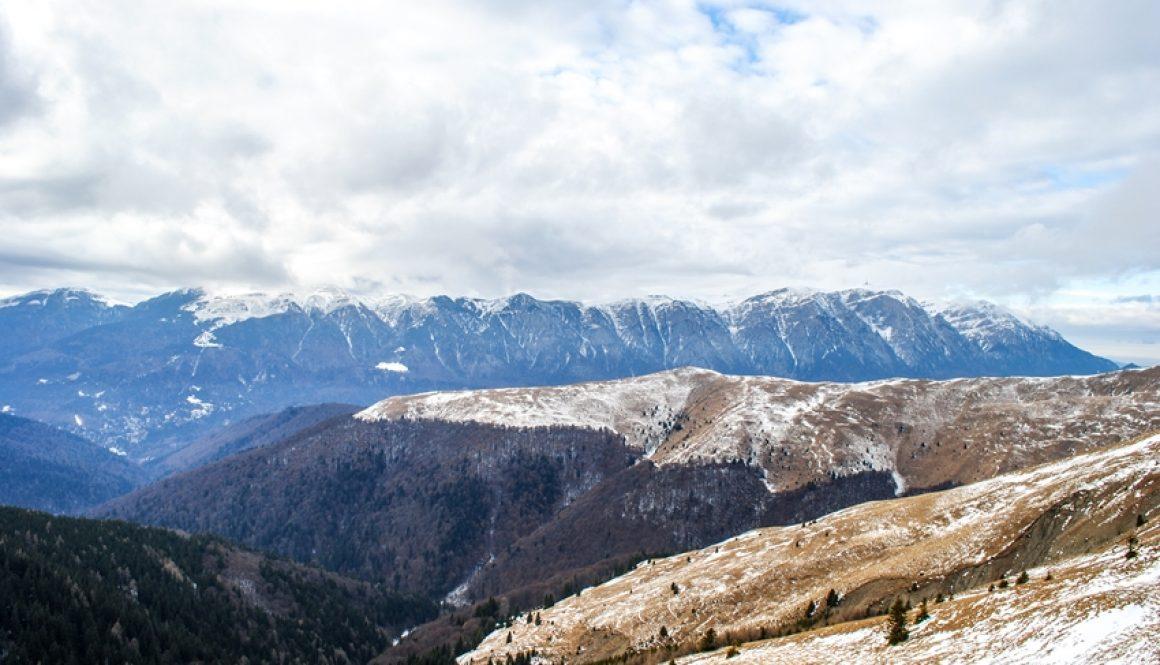 Prima data singur pe munte. Prin Baiului de la Azuga la Posada