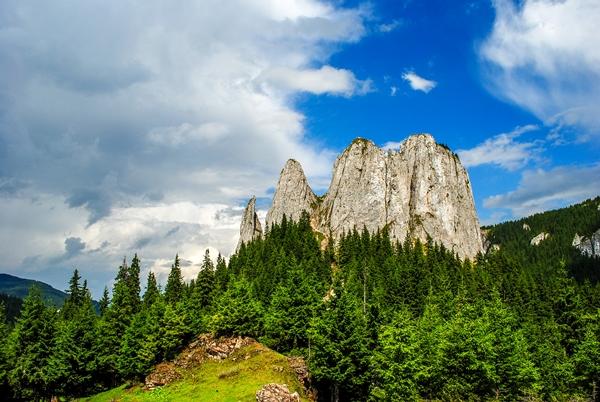 Incursiune în Munții Ceahlău și Hășmaș