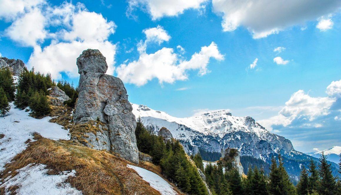 Descoperind partea vestică a Bucegilor: Culmea Clincea